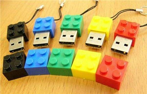 Niecodzienne pendrive'y 6