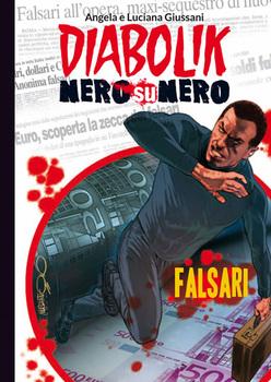 Diabolik Nero su Nero - Volume 44 - Falsari (2015)