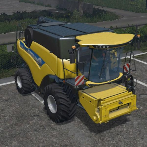 New Holland CR 6.90 v0.6 BETA