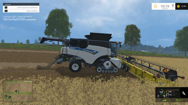 New Holland CR1090 v1.0