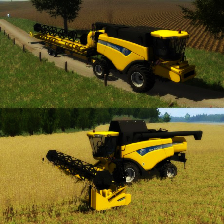 New Holland CX8090 v 2.0