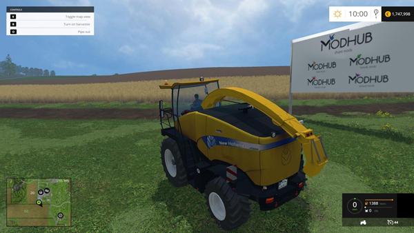 New holland fr 9090 v1.0
