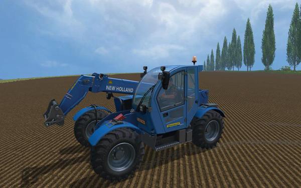 New Holland LM9 35 v1.0 Blau