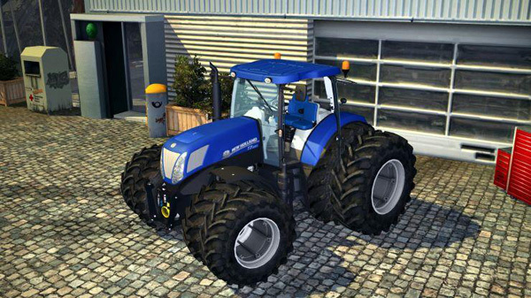 New Holland T7 220 BP v2