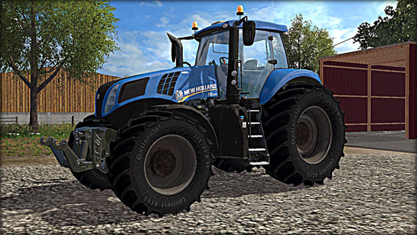 New Holland T8 320 v2.3