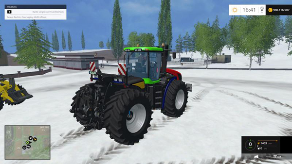New Holland T9 Sundries v1.0
