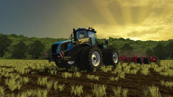 New Holland T9 Supersteer v1.0