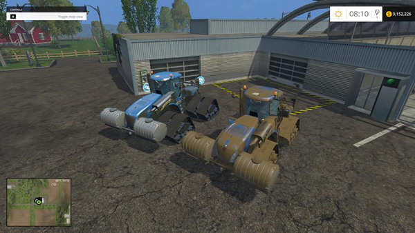 New Holland T9565st