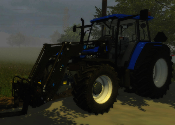 New Holland TM150 V 1.0 MR