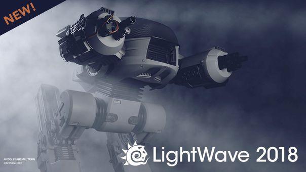 download NewTek LightWave 3D 2018.01 (x64)