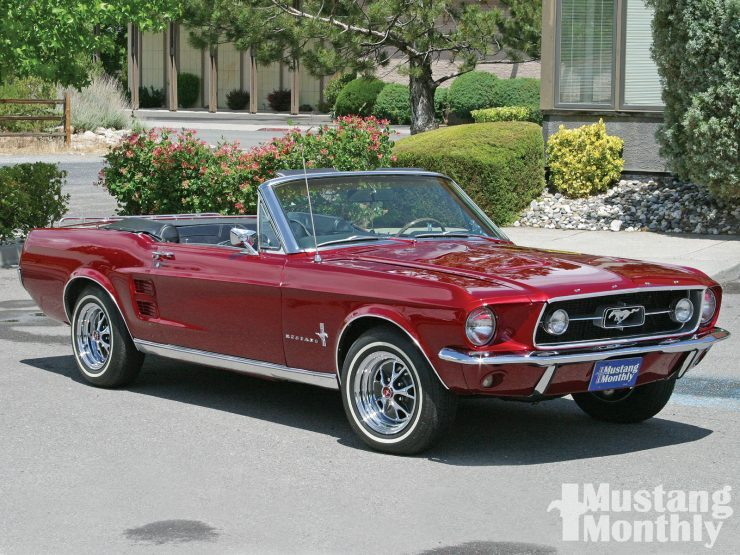 Ford Mustang '67 21
