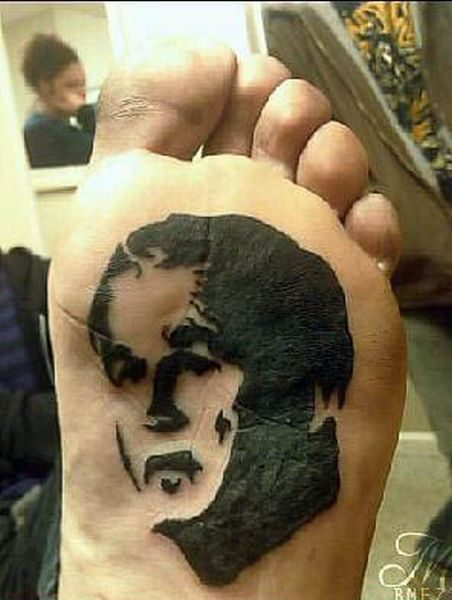 Dziwne i śmieszne tatuaże 68