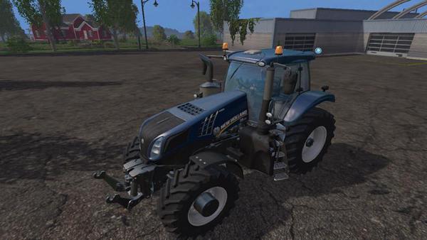 Nh T8 320 Blue Power v2.0