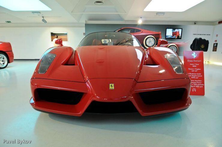 Muzeum Ferrari 25