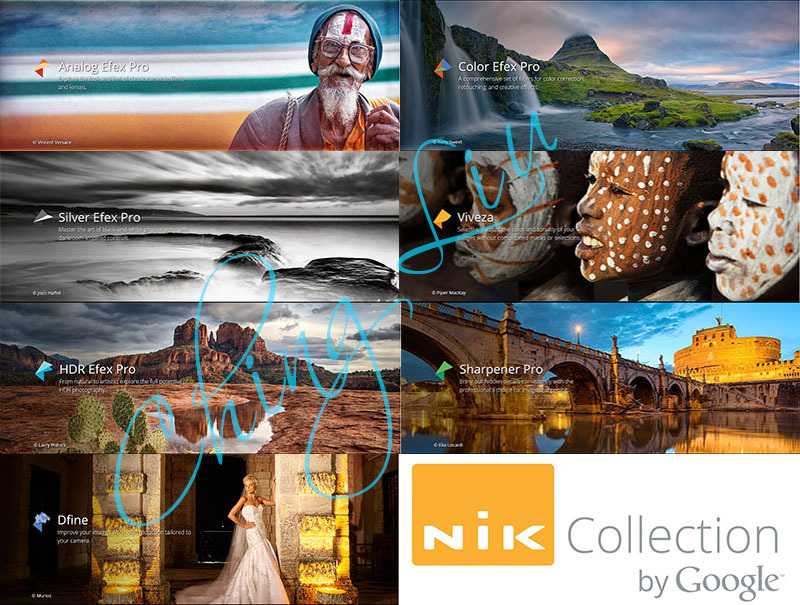 nikcoll1105n7upd  Google Nik Collection 1.1.1.1 (2014) (patch VVK)