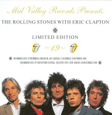 The Rolling Stones with Eric Clapton - Nine 19 Teen [Limited Ed.](2015).Mp3 - 320Kbps