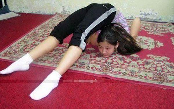 Chińska szkoła gimnastyki 28