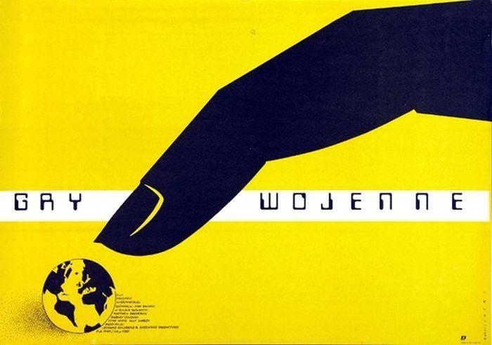 Plakaty filmowe z PRL-u 25