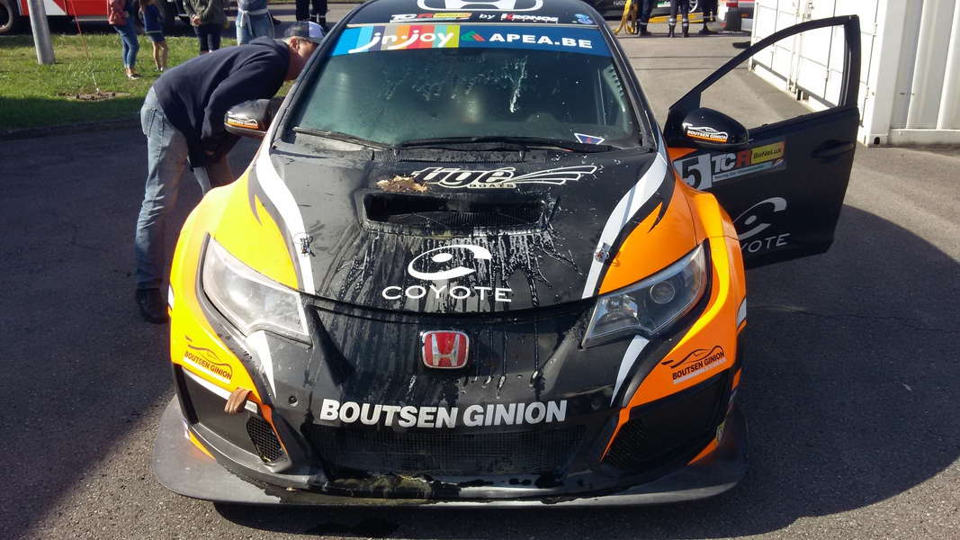 Tcr benelux touring car championship luxembourg trophy for Benelux cars