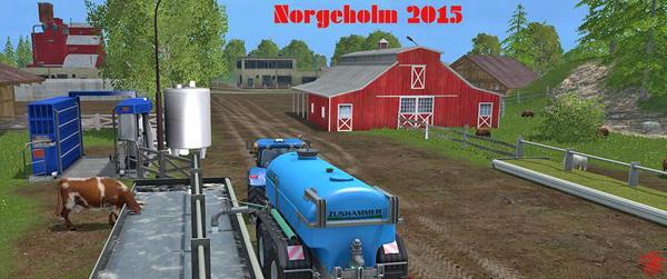 Norgeholm 2015 v1.0