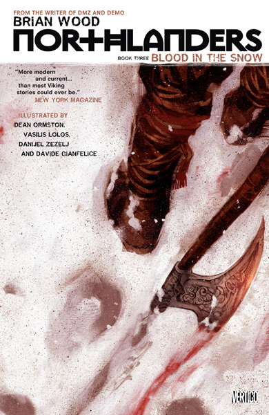 Northlanders v03 - Blood In the Snow (2010)