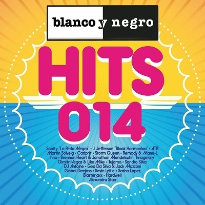 VA - Blanco Y Negro Hits 014 [3CD] (2014) .mp3 - 320kbps