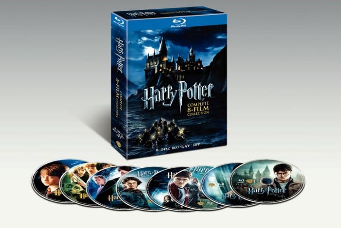 Harry Potter Boxset Seri 1-2-3-4-6-7-8 Türkçe Dublaj 1080p İndir