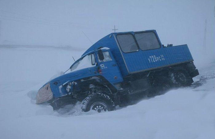 Zima po rosyjsku 17