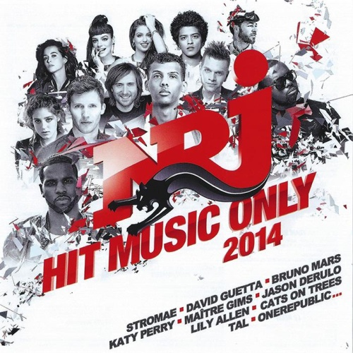 NRJ HIT MUSIC ONLY (2CD) 2014 [ ALBUM ORIGINAL ]
