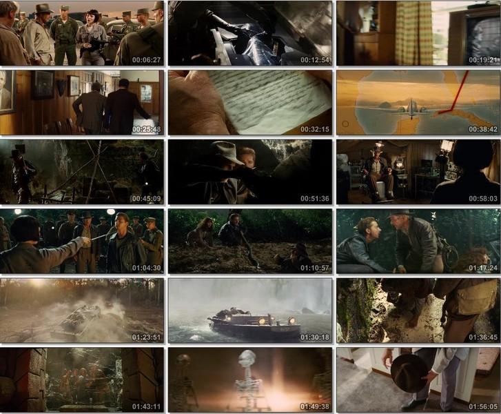Indiana Jones: Kristal Kafatası Krallığı Ekran Görüntüsü 1