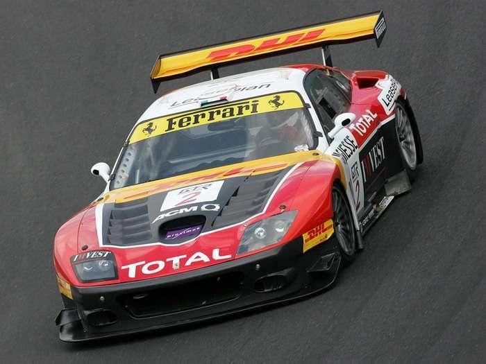 2005 Ferrari 575 GTC Evoluzione 11