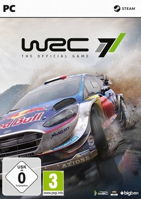 [PC] WRC 7 FIA World Rally Championship (2017) Multi - FULL ITA