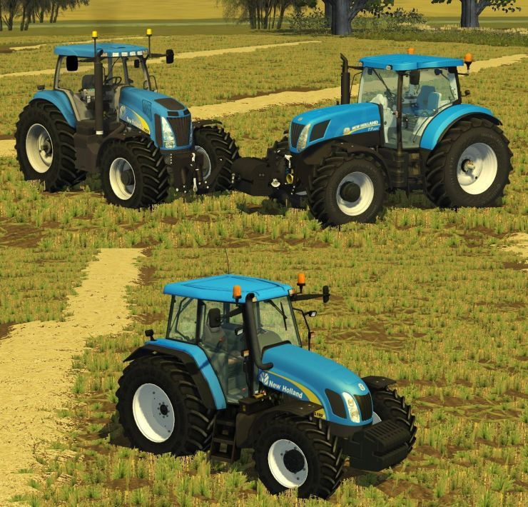New Holland Pack