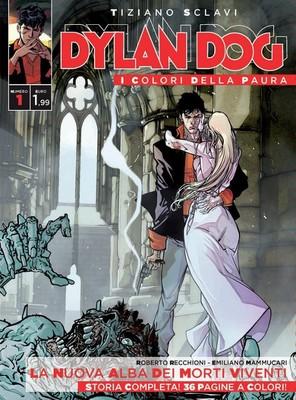 Dylan Dog i colori della paura 01 - La Nuova Alba dei Morti Viventi (2015)