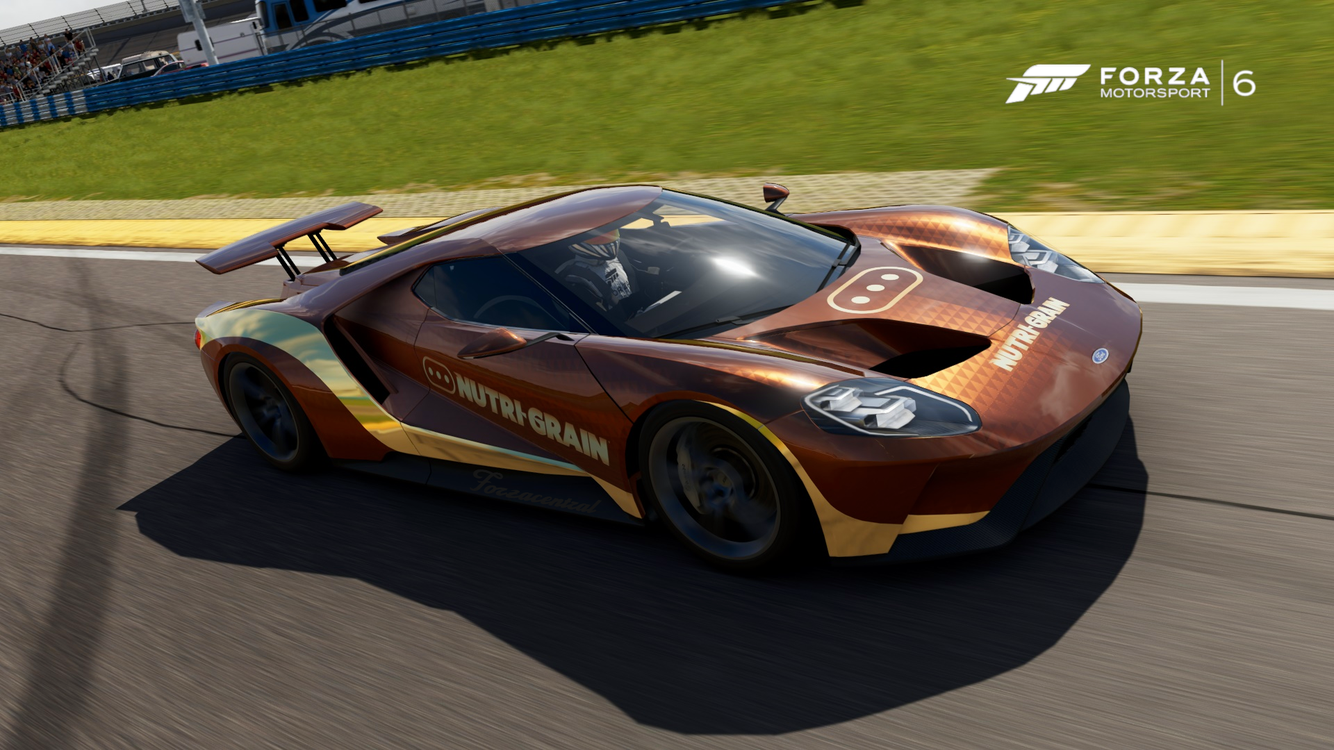 Ford Gt Nutri Grain Edition Forza  Discussion Forza Motorsport Forums