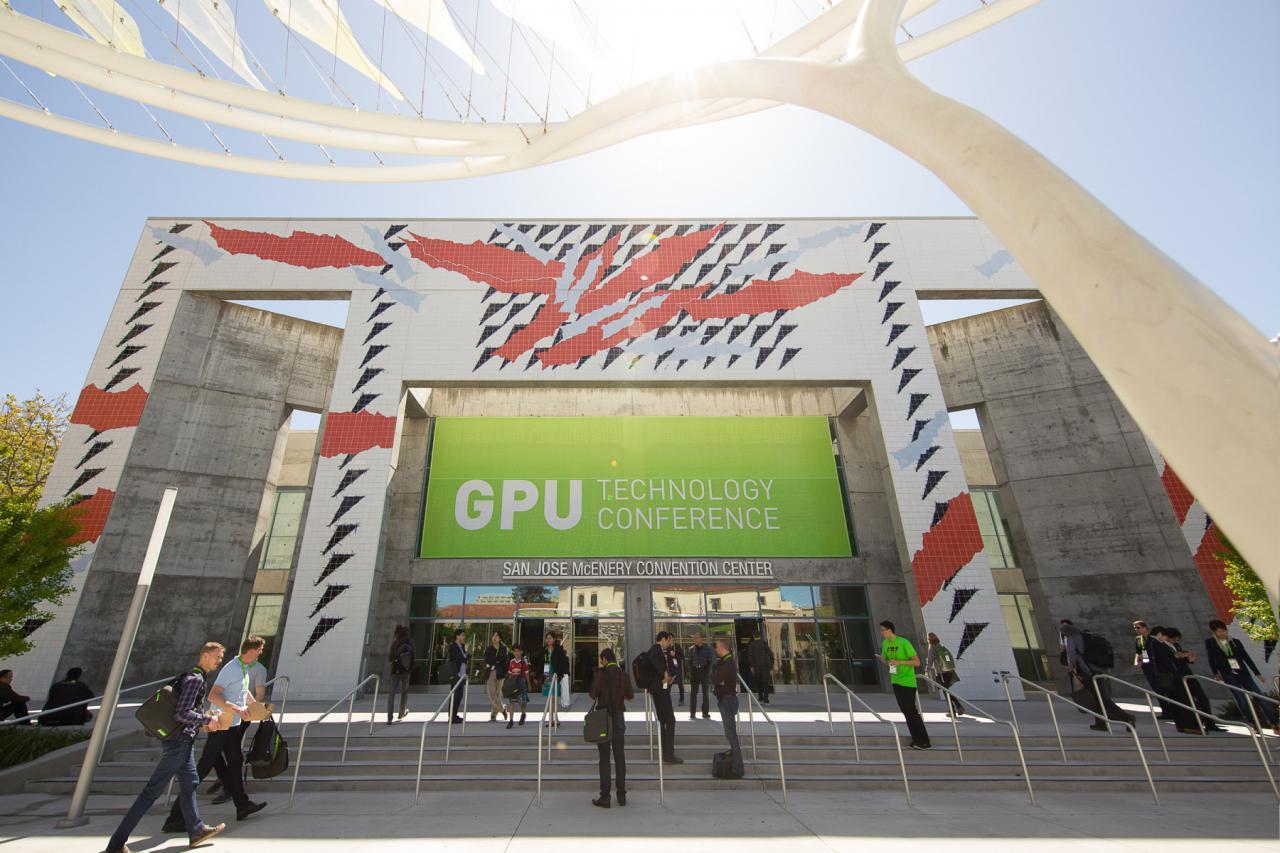 Sledujte živě úvodní slovo šéfa Nvidie na GTC 2016
