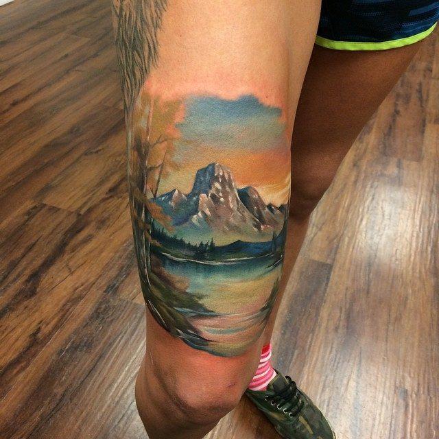 Świetne tatuaże #7 28