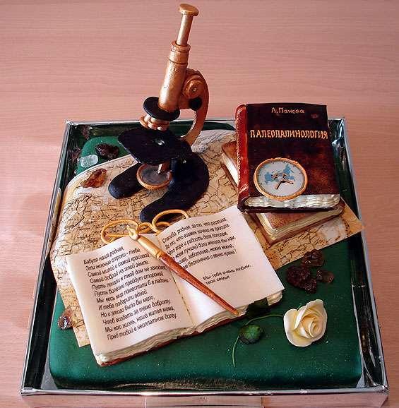 Niezwykłe torty 18