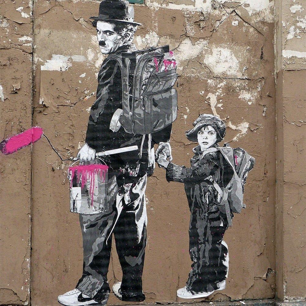 Street Art - sztuka ulicy #4 12