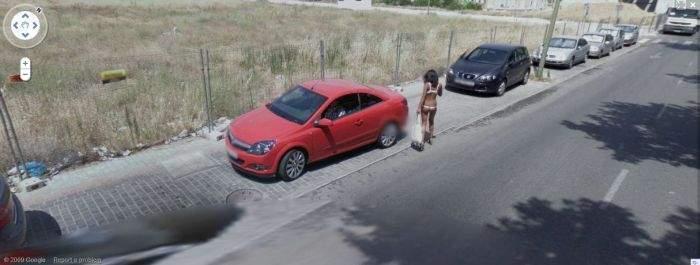 Google Street View i najstarszy zawód świata 10
