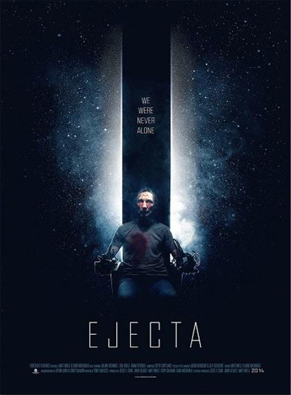 Ölümcül Temas - Ejecta (2014) - türkçe dublaj film indir