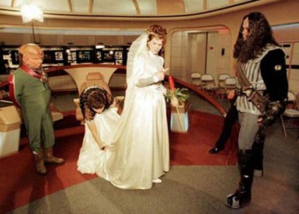 Najdziwniejsze śluby #3 21