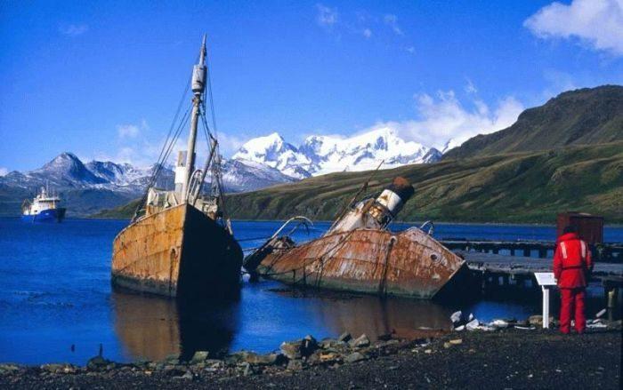 Zapomniane wraki statków 10