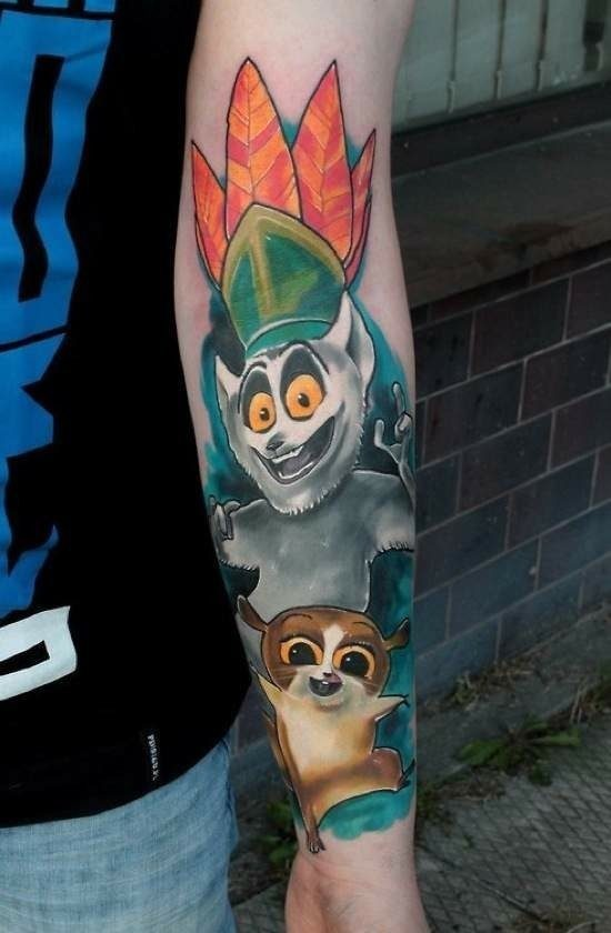Odważne tatuaże #6 37