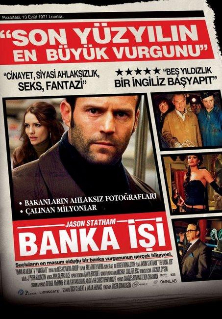 Banka İşi Film indir