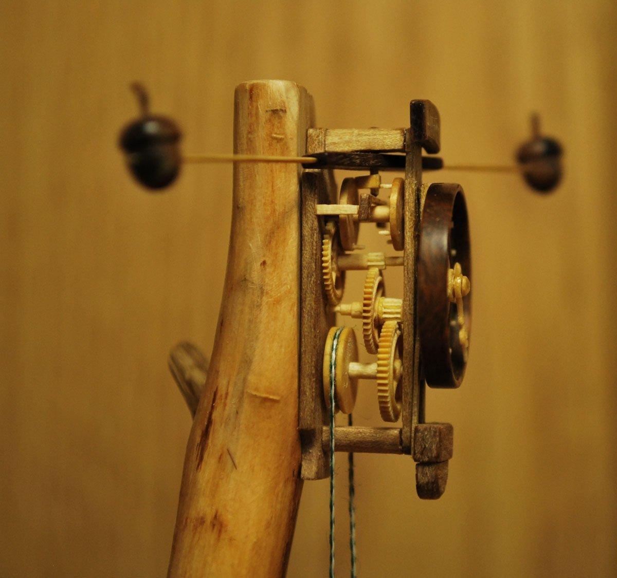 Zegarki z drewna 40