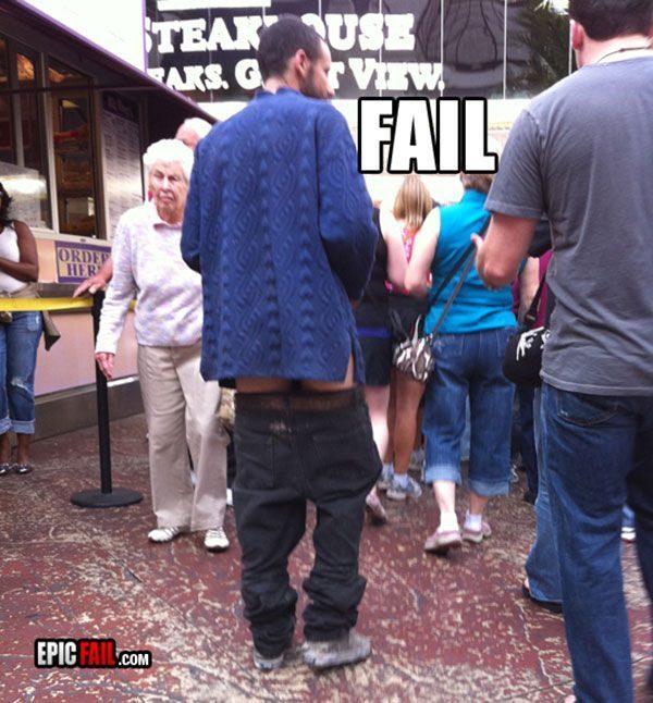 Spodnie nisko opuszczone #2 18