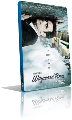 Wayward Pines - Stagione 1 (2015) (Completa) DLMux ITA ENG MP3 Avi