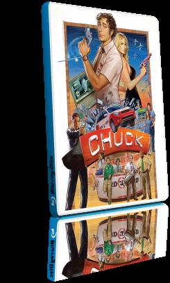Chuck - Stagione 4 (2011) (Completa) WEBRip ITA MP3 Avi