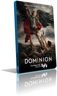 Dominion - Stagione 1 (2014) (Completa) BDMux ITA  AC3 Avi